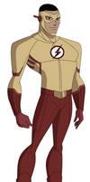 DCAU/CW: Kid Flash by AMTModollas