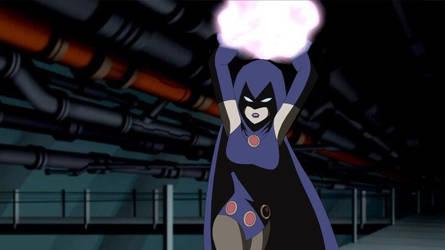 DCAU Raven Screenshot by AMTModollas