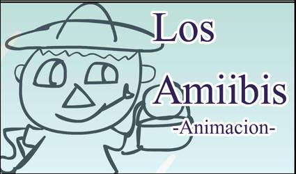 Los Amiibis -Animacion- by luxiavideogamer11