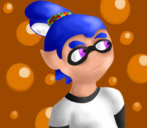 Inkling Boy by luxiavideogamer11