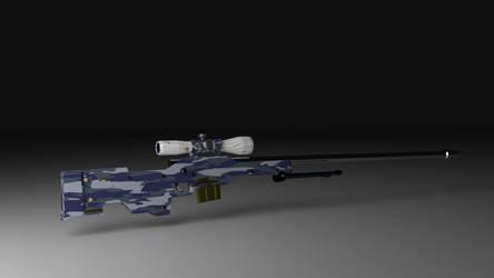 Sniper by 4dry1