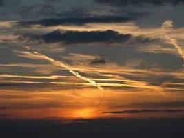 Sunset XVII by DaWascht
