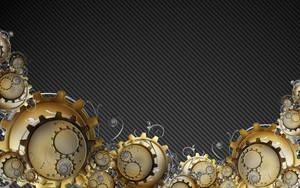 steampunk mac background (larger) by whiteboy-123