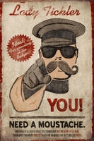 Moustache. You need one. by shkaro