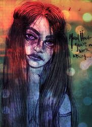 Metal Heart. by laapdance