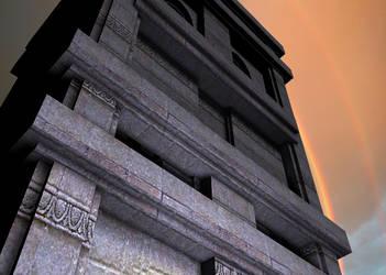 Tower Of Calorium Kharlan by Donovann