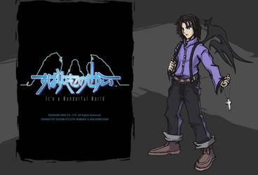hero: Fake Shinigami-Angel by Donovann