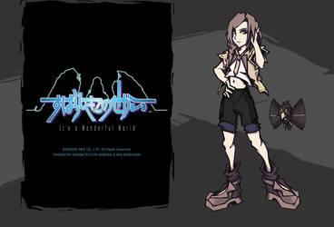 hero: Young Natsukawa? by Donovann