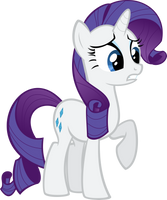Rarity Not Sure if Fabulous... by Flizzick