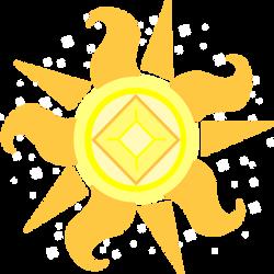 Sunlight Magic's Cutie Mark by Flizzick