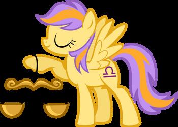 Libra Pony by Flizzick