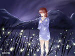 Fireflies by nelsonsartworks