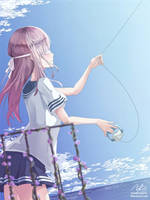 A Kite Dream by nelsonsartworks