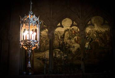 a light in the dark by pungen