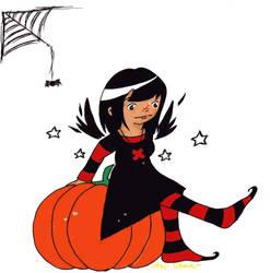 Pumpkin by Anji--Chan
