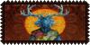MASTODON Stamp by DeckyV