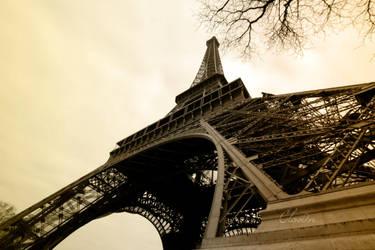 Tour_Eiffel by celyneclown