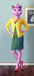 Princess Carolyn by UrbanDrawer
