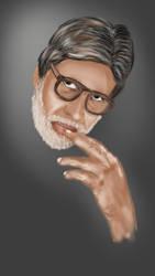 amitabh bachchan  by navlife