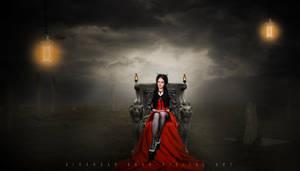 Tha Dark Queen by jarryshah
