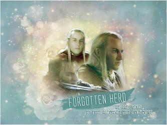 Forgotten Hero by vietnga0809