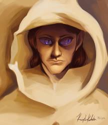 Lias Digital Painting by Liaslentak