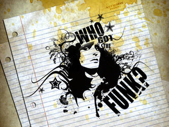 Who Got The Funk? by piimapakk