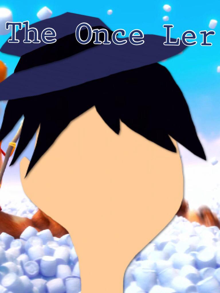 Once Ler Cutout By Jack Frost Fan55