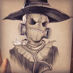 Scarecrow by ChrissieZullo