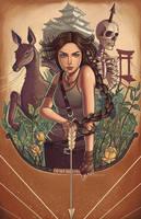 Tomb Raider by ChrissieZullo