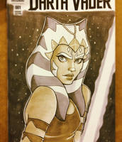 Ahsoka by ChrissieZullo