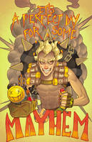 JUNKRAT by ChrissieZullo