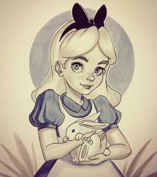 Alice by ChrissieZullo