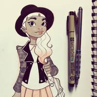 Sketch by ChrissieZullo