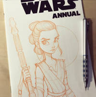 Rey by ChrissieZullo