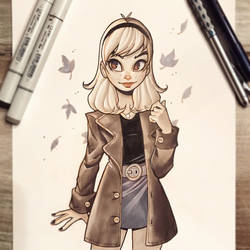 Gwen Stacy by ChrissieZullo