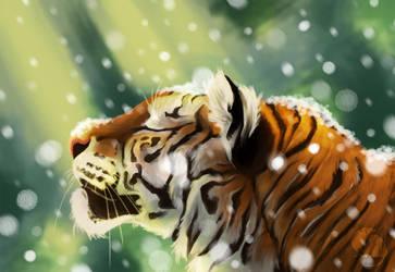 snow by FairyOpossum