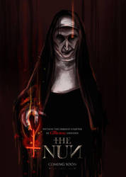the nun by FairyOpossum