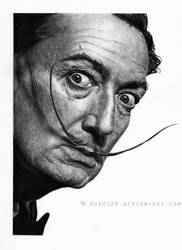 Mr Salvador Dali by Dodos24