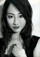 Erika Sawajiri by Dodos24