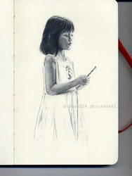 Little Girl by Dodos24