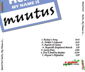 Hello Back Cover by muutus