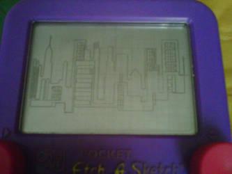 Etch-A-City by muutus