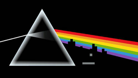 Breaking Out of The Dark Side of The Moon by muutus