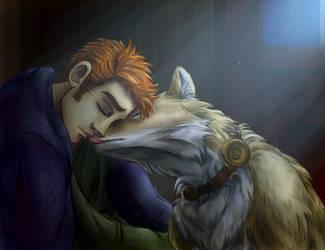 Night watch love by CoraOrvat