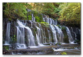Mclean Falls by RoieG