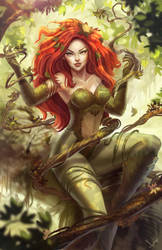 Poison Ivy by victter-le-fou