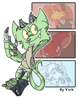 TP- Sparks Profile by Yark-Wark
