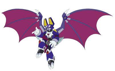 That Dark Bat from X5 by Yark-Wark
