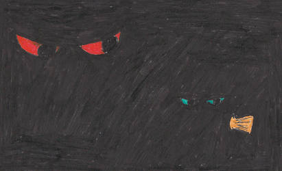 Drawlloween 10/13/16 - Phobias by deliciousdemonhouse